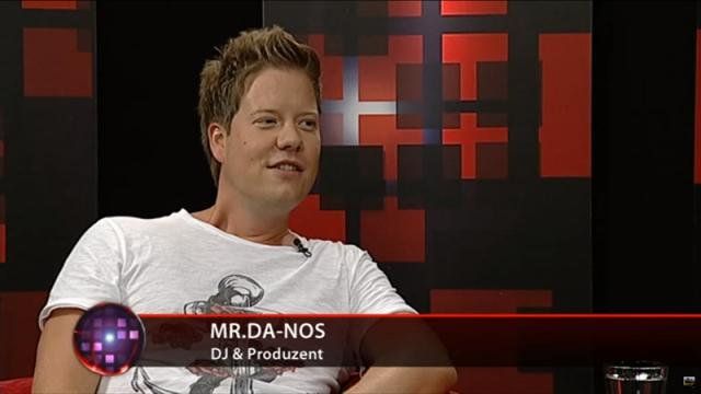 Mr.Da-Nos Interview Talk bei Strauch – Tele Südostschweiz TSO