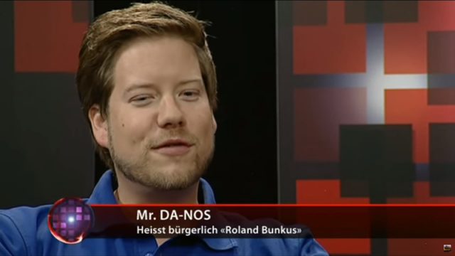 Mr.Da-Nos Interview Talk bei Strauch – Tele Südostschweiz