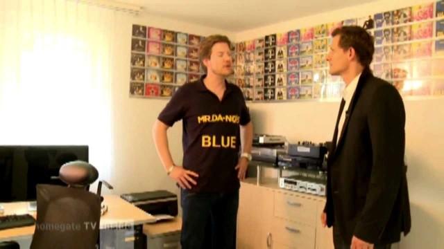 Homegate TV zu Hause bei Mr.Da-Nos – Homestory