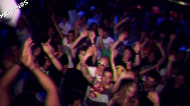 Mr.Da-Nos Colossos Club Lloret de mar 2012 (Official Live Video HD)