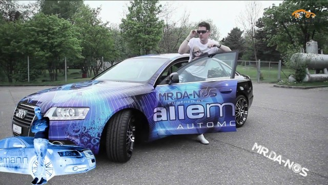 Mr.Da-Nos powered by Allemann-Automobile