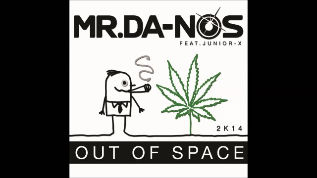 Mr.Da-Nos ft. Junior X – Out Of Space 2K14 (Gangsta Mix)