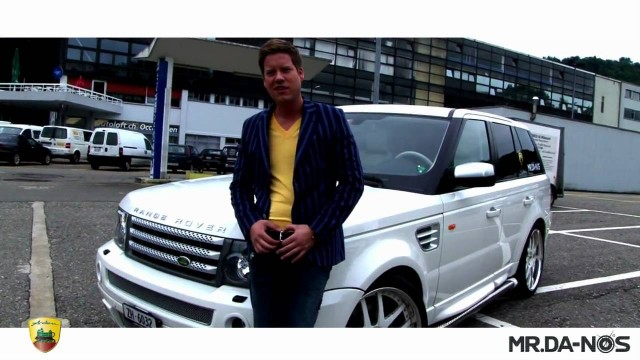 Mr.Da-Nos powered by Arden Tuning Range Rover Sport