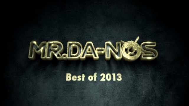 Mr.Da-Nos Best Of 2013 (Official Video HD)