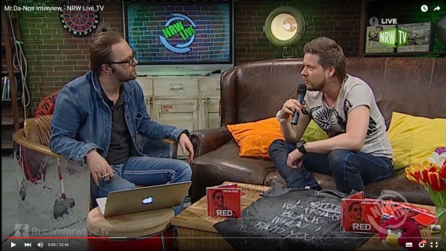 Mr.Da-Nos Interview – NRW Live TV